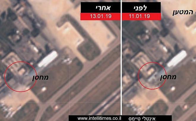 """Israel tấn công Syria: Máy bay Iran thoát khỏi """"lưỡi hái tử thần"""" trong gang tấc!"""