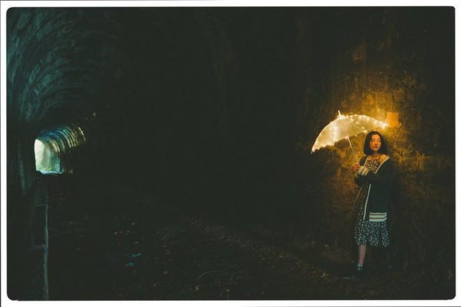 Đường hầm xe lửa Đà Lạt đẹp chẳng khác gì phim Em sẽ đến cùng cơn mưa được dân tình ầm ầm kéo đến check-in - ảnh 2