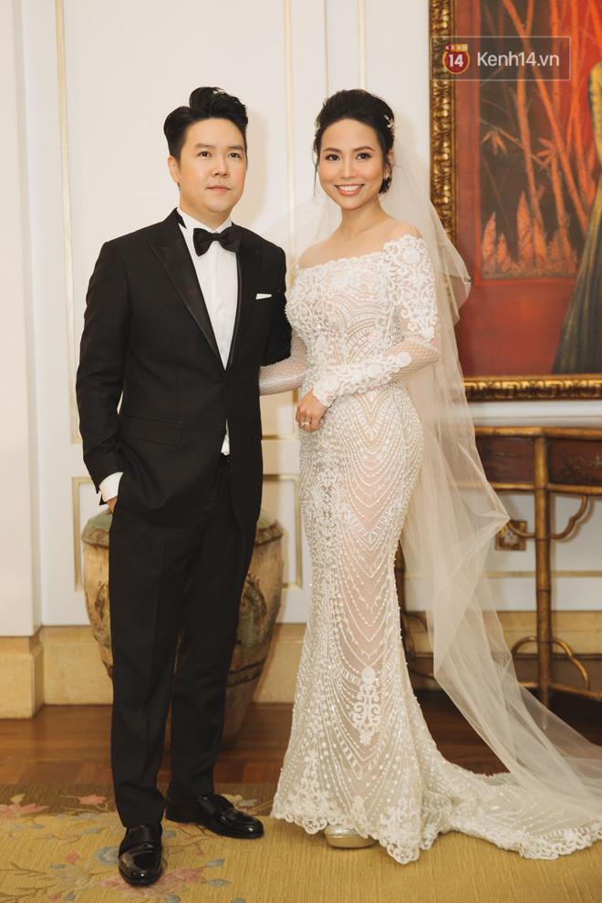 Dàn sao Vbiz đổ bộ chúc mừng đám cưới Lê Hiếu - Ảnh 1.