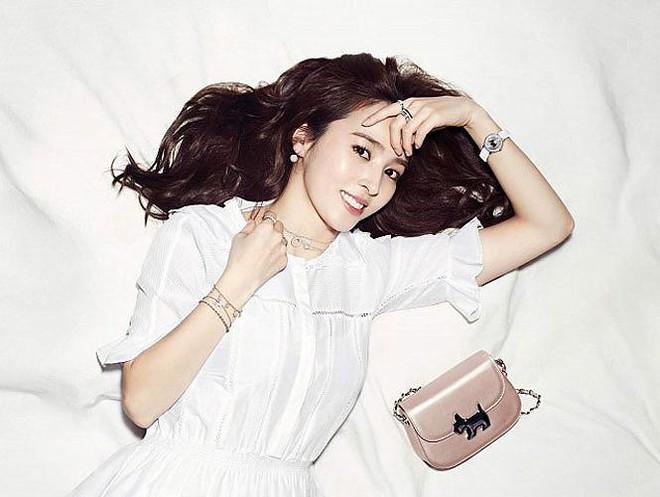 Vẻ ngoài xinh đẹp của nàng WAG hot bậc nhất Hàn Quốc - ảnh 9