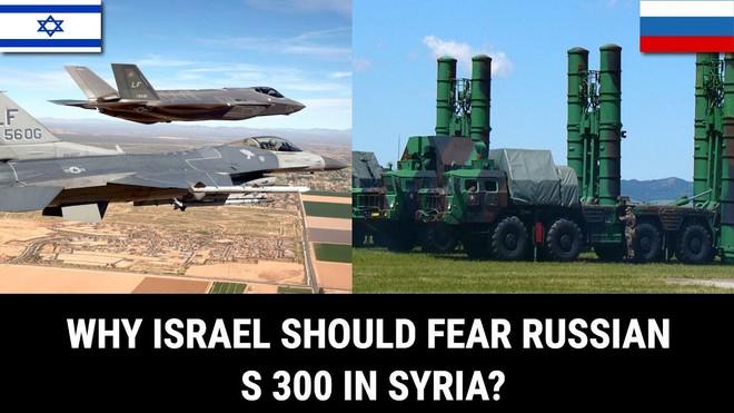 Tên lửa S-300 Nga–Syria không đánh đã thắng: Đạt cảnh giới cao nhất của binh pháp Tôn Tử! - Ảnh 1.