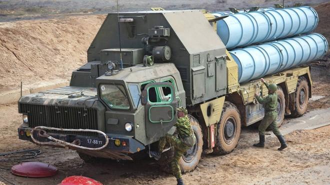 Tên lửa S-300 Nga–Syria không đánh đã thắng: Đạt cảnh giới cao nhất của binh pháp Tôn Tử! - Ảnh 3.