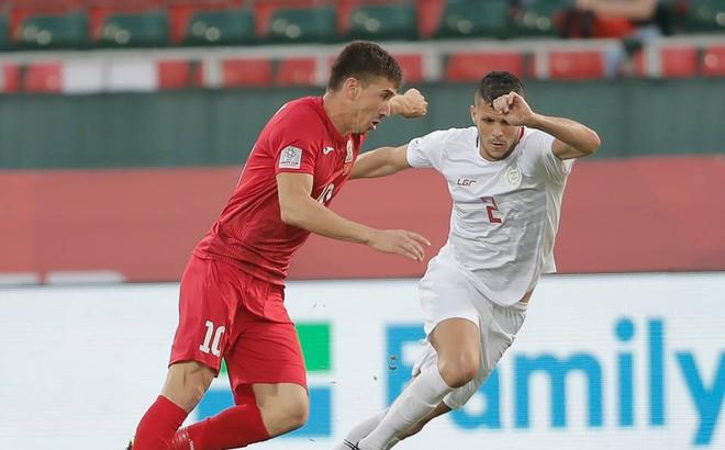 Kyrgyzstan đại thắng Philippines, Việt Nam gặp khó