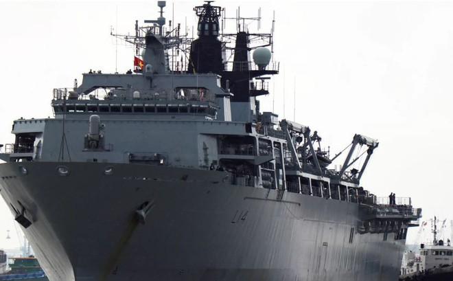 Những hậu quả Anh chưa lường hết khi tuyên bố đặt căn cứ quân sự ở Đông Nam Á
