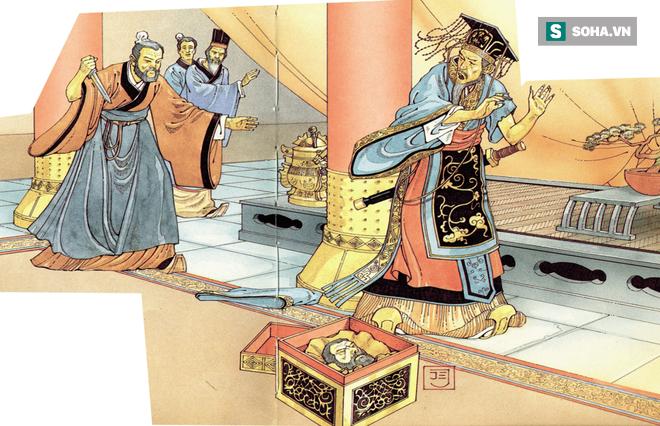 Ám sát Tần Thủy Hoàng bất thành: Thích khách khét tiếng Trung Hoa trả giá đắt - Ảnh 2.