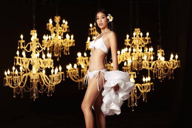 Lê Âu Ngân Anh cùng dàn thí sinh Miss Intercontinental khoe thân hình sexy với bikini - Ảnh 4.