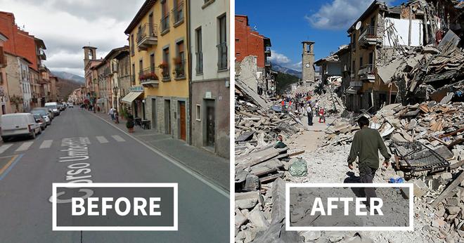 7 thảm họa tồi tệ nhất lịch sử: Siêu động đất khiến 830.000 người chết chỉ sau 20 giây - Ảnh 1.