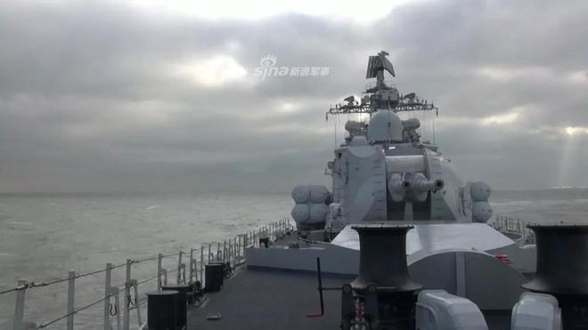 Vai trò mới của khu trục hạm Sovremenny Trung Quốc khiến Nga phải sửng sốt? - Ảnh 2.