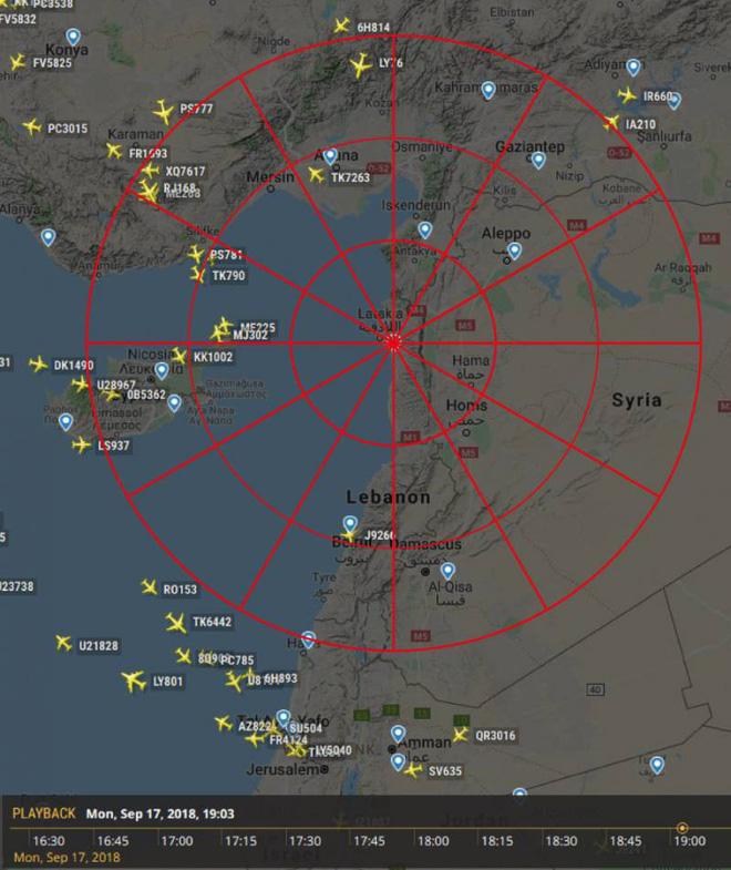 Tiết lộ sốc: Tên lửa S-400 Nga ở Syria túm nhầm máy bay dân dụng thay vì F-16 Israel - Thảm họa đã xảy ra! - Ảnh 3.