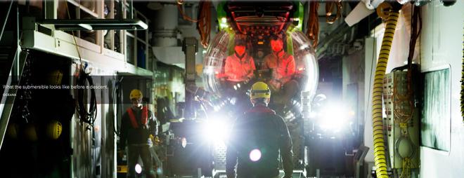 Tàu ngầm khám phá đại dương cũng giống như tàu vũ trụ - Ảnh 3.