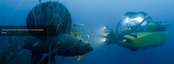 Tàu ngầm khám phá đại dương cũng giống như tàu vũ trụ - Ảnh 4.