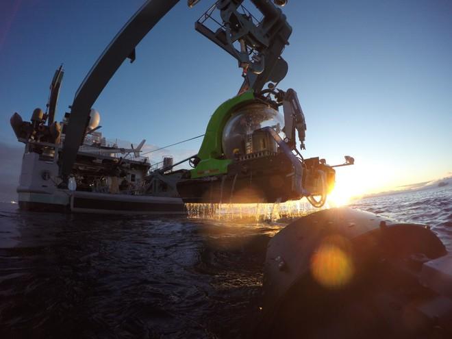Tàu ngầm khám phá đại dương cũng giống như tàu vũ trụ - Ảnh 9.