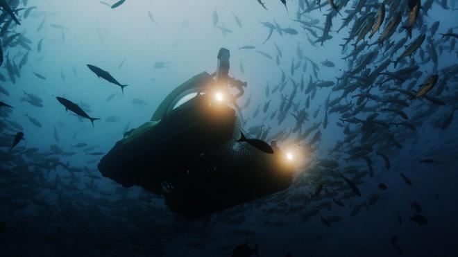 Tàu ngầm khám phá đại dương cũng giống như tàu vũ trụ - Ảnh 1.