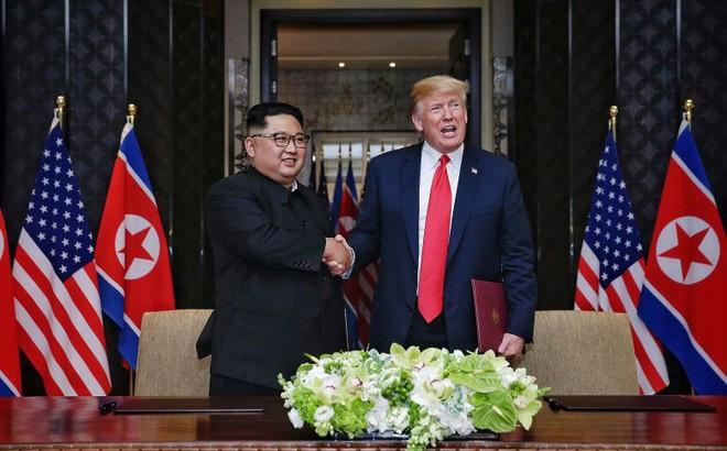 Nhà Trắng: Thượng đỉnh Trump-Kim lần 2 sẽ được tổ chức vào cuối tháng 2 tới