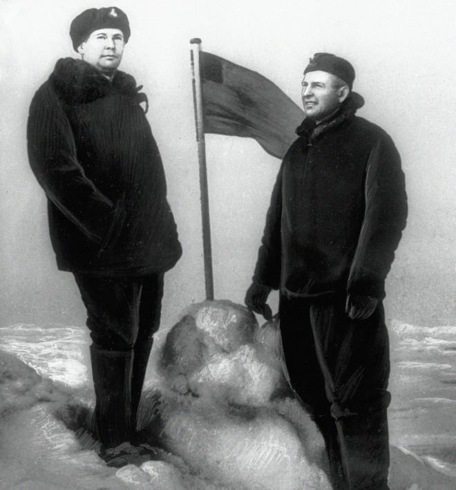 Bi kịch của tàu ngầm nguyên tử Liên Xô đầu tiên - Ảnh 2.