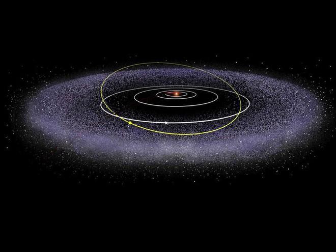 Tàu New Horizons của NASA đã gọi điện về nhà, thông báo an toàn tiếp cận vật thể xa nhất trong hệ Mặt trời - Ảnh 1.