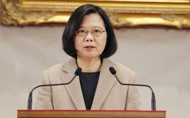 """Lãnh đạo Đài Loan cứng rắn bác bỏ đề nghị """"một quốc gia, hai chế độ"""" của ông Tập Cận Bình"""