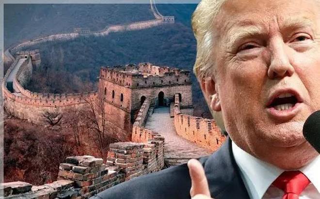 """TQ từng xây """"tường biên giới"""" to và đẹp, nhưng thất bại. TT Trump cũng nên chuẩn bị tinh thần?"""
