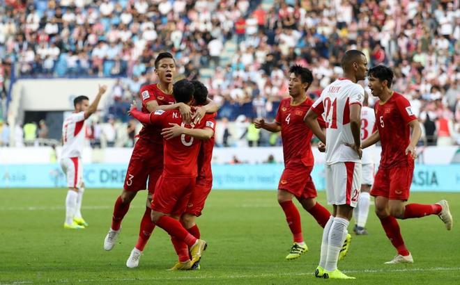 Xem lại Việt Nam vs Jordan, 18h00 ngày 20/1 (Vòng 1/8 Asian Cup 2019)