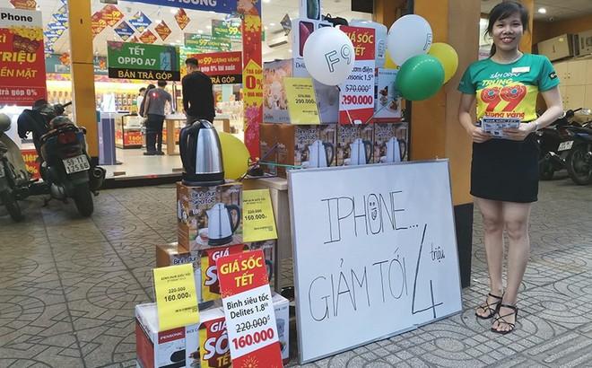 iPhone giảm giá sốc tại Việt Nam và thảm họa hàng ế iPhone XR