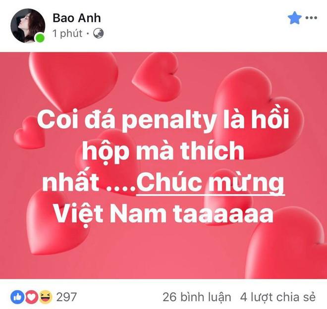 Hà Tăng, HHen Niê... đồng loạt chúc mừng đội tuyển Việt Nam giành vé vào tứ kết Asian Cup 2019 - Ảnh 7.