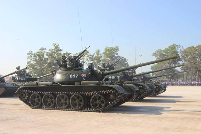 Kiêu hãnh - Tự hào: Vũ khí Made in Vietnam sánh cùng Nga, TQ trong Duyệt binh ở Lào - Ảnh 6.