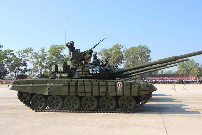 Kiêu hãnh - Tự hào: Vũ khí Made in Vietnam sánh cùng Nga, TQ trong Duyệt binh ở Lào - Ảnh 7.
