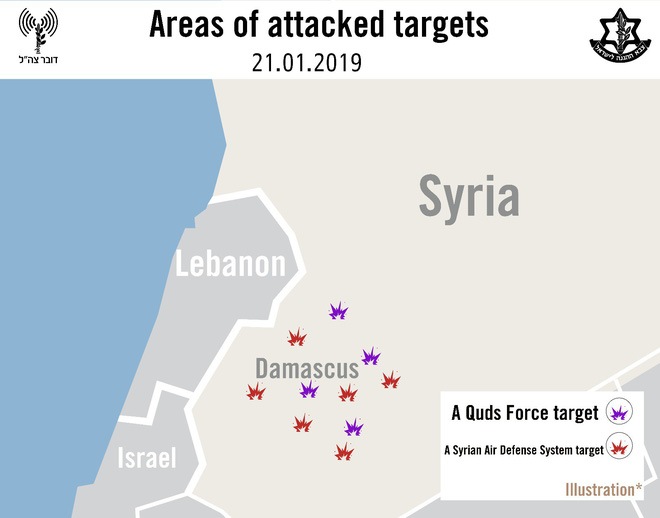 NÓNG: Israel vừa hủy diệt tổ hợp pháo - tên lửa PK Pantsir-S1 tối tân, Syria tổn thất nặng - Ảnh 2.
