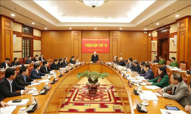 Tổng Bí thư, Chủ tịch nước Nguyễn Phú Trọng: Xây dựng cơ chế phòng ngừa chặt chẽ để không thể tham nhũng - Ảnh 1.