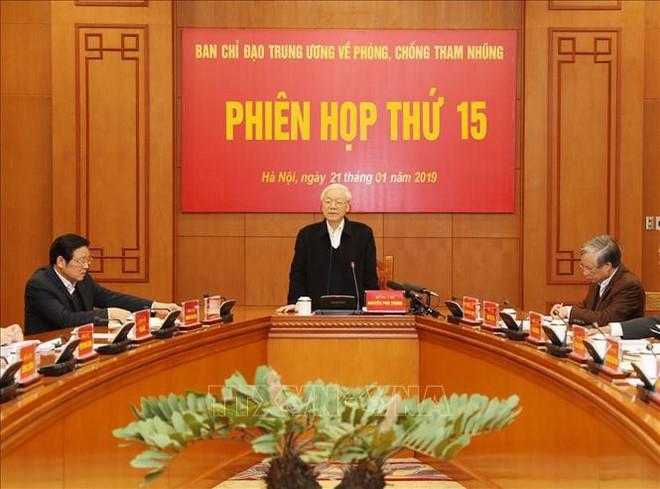 Tổng Bí thư, Chủ tịch nước Nguyễn Phú Trọng: Xây dựng cơ chế phòng ngừa chặt chẽ để không thể tham nhũng - Ảnh 2.