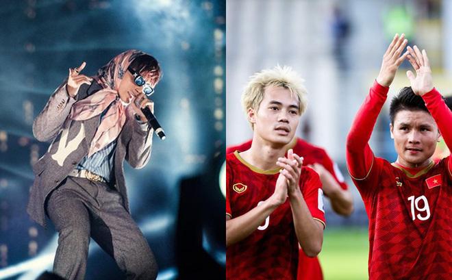 Biết Việt Nam thắng nghẹt thở, Sơn Tùng đột ngột ngừng hát, yêu cầu khán giả làm điều này!