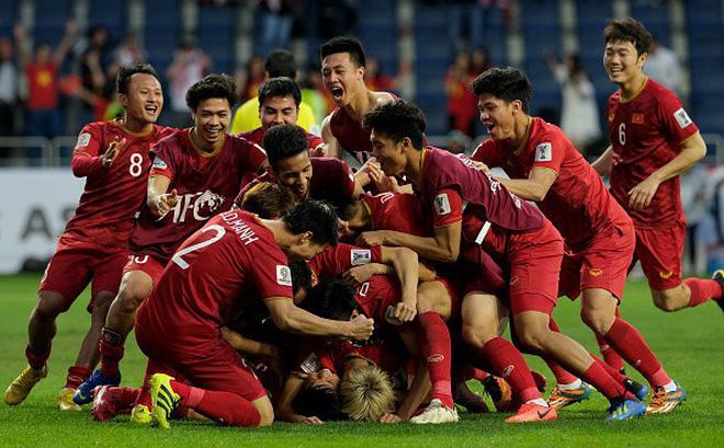 Tuyển Việt Nam từ nay trở đi sẽ là 'niềm cảm hứng' cho bất cứ giải đấu nào
