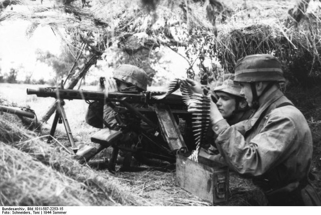 Mẫu súng máy Cưa Xương kinh hoàng nhất trong Thế chiến II - Ảnh 7.