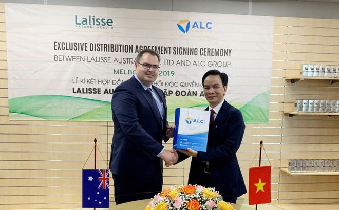 Các sản phẩm thương hiệu Lalisse Australia được phân phối chính thức tại Việt Nam