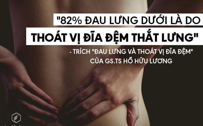 Đau lưng dưới: Dấu hiệu cảnh báo các căn bệnh cột sống nguy hiểm
