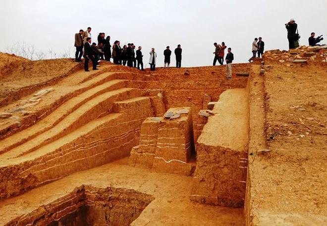 Hé lộ kỹ thuật xây dựng Thành nhà Hồ tồn tại trên 600 năm của vương triều Hồ - Ảnh 2.