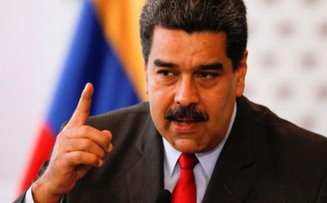 Nga lên án hành động lật đổ Tổng thống Maduro ở Venezuela là bất hợp pháp