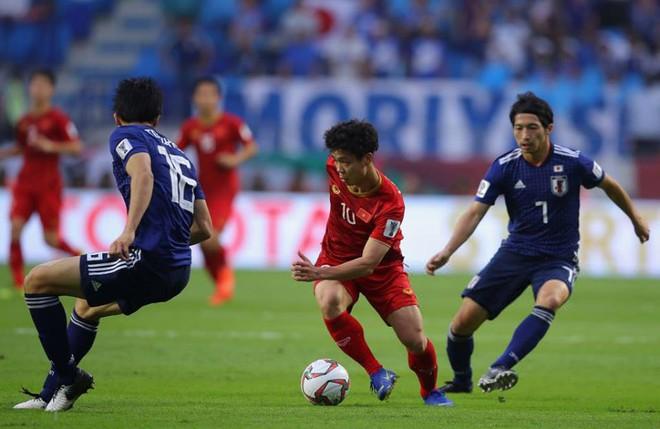 Ủng hộ đội nhà nhưng nhiều CĐV Nhật Bản muốn cảm ơn Việt Nam: Các bạn chơi đẹp và hay quá - Ảnh 3.