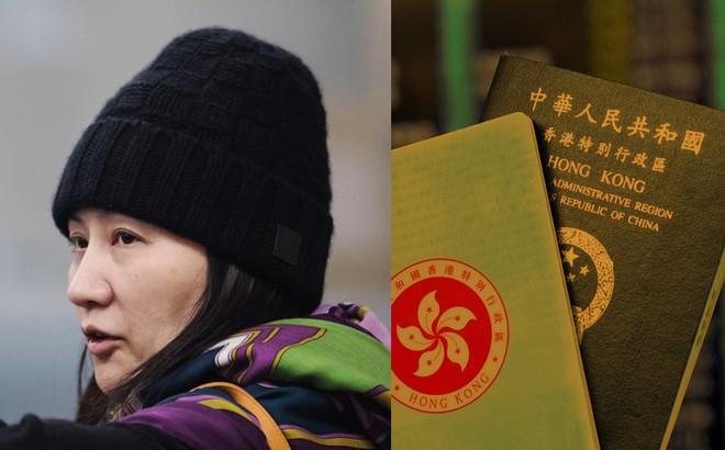 """Mạnh Vãn Chu có hộ chiếu công vụ đặc biệt: Lộ quan hệ """"mờ ám"""" giữa Huawei và chính phủ TQ?"""