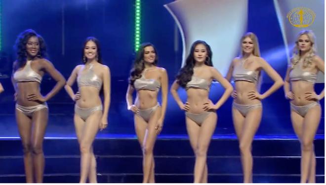 [Cập nhật] Chung kết Hoa hậu Liên lục địa 2018: Biểu cảm của Ngân Anh khi chính thức được gọi tên vào top 6 - Ảnh 22.