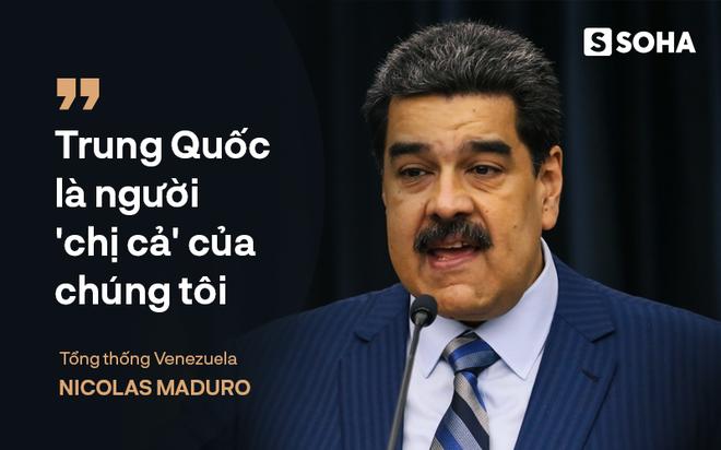 Venezuela: Hành trình từ đại gia Nam Mỹ thành con nợ khổng lồ của Nga, Trung Quốc - Ảnh 2.