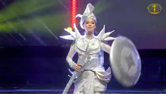 [Cập nhật] Chung kết Hoa hậu Liên lục địa 2018: Biểu cảm của Ngân Anh khi chính thức được gọi tên vào top 6 - Ảnh 33.