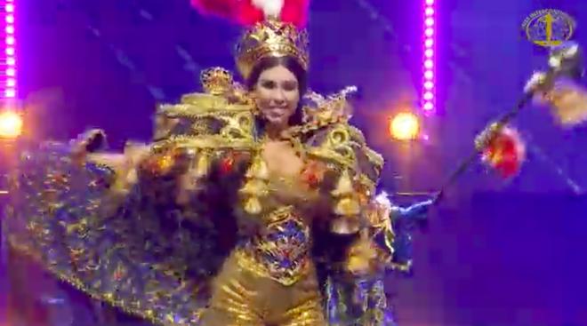 [Cập nhật] Chung kết Hoa hậu Liên lục địa 2018: Biểu cảm của Ngân Anh khi chính thức được gọi tên vào top 6 - Ảnh 35.