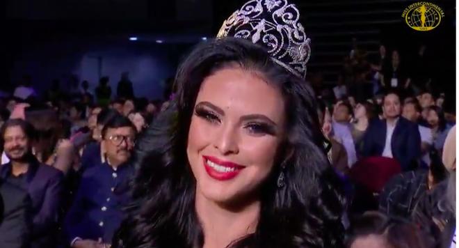 [Cập nhật] Chung kết Hoa hậu Liên lục địa 2018: Biểu cảm của Ngân Anh khi chính thức được gọi tên vào top 6 - Ảnh 30.
