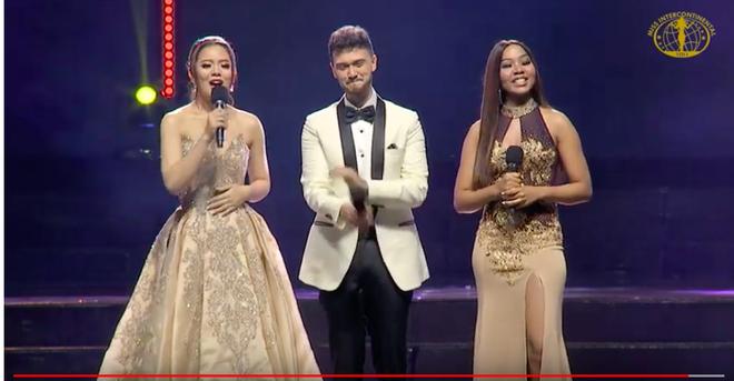 [Cập nhật] Chung kết Hoa hậu Liên lục địa 2018: Biểu cảm của Ngân Anh khi chính thức được gọi tên vào top 6 - Ảnh 29.