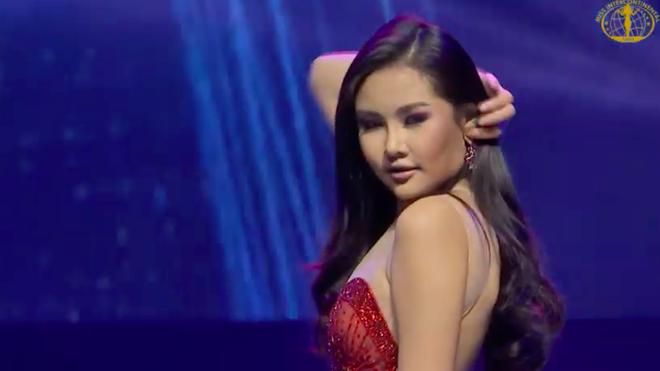 [Cập nhật] Chung kết Hoa hậu Liên lục địa 2018: Biểu cảm của Ngân Anh khi chính thức được gọi tên vào top 6 - Ảnh 7.