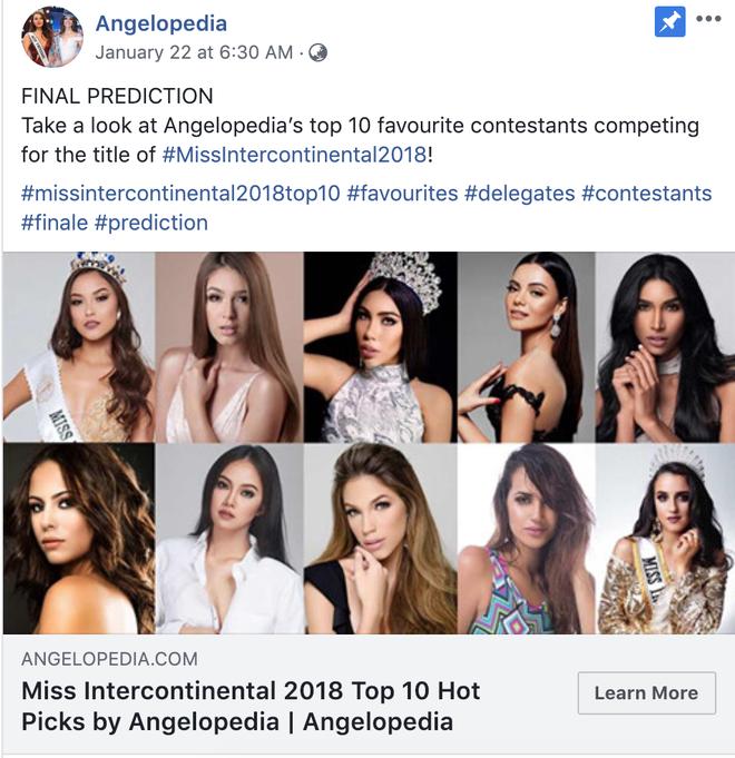 Lê Âu Ngân Anh bất ngờ lọt top 6 Hoa hậu Liên lục địa dù bị chê bai nhan sắc, dáng đi - Ảnh 3.