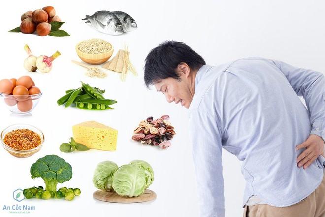 Thoát vị đĩa đệm nên ăn gì giúp hỗ trợ giải thoát những cơn đau - Ảnh 1.
