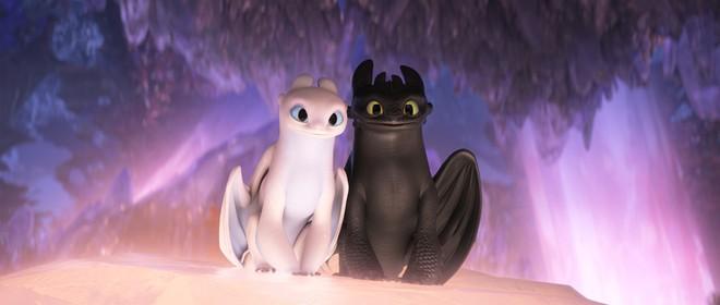 Phim hoạt hình chiếu Tết Bí kíp luyện rồng 3 nhận lời khen từ giới phê bình - Ảnh 4.