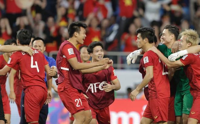 Khen ngợi Việt Nam, Ban kỹ thuật AFC khẳng định Rồng vàng đã vươn lên đẳng cấp châu lục